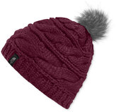 The North Face Faux-Fur Pom-Pom Beanie
