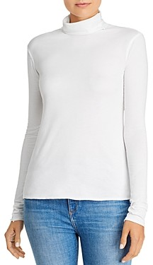 Bella Dahl Cotton Turtleneck Top