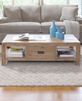 Champagne Tables, 2 Piece Set (Coffee Table and End Table )