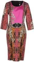 Class Roberto Cavalli Knee-length dresses - Item 34738504