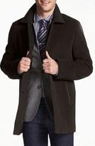 Cole Haan Men's Italian Wool Overcoat