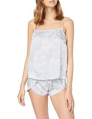 New Look Women's Annie Paisley 6252298 Pyjama Sets,(Manufacturer Size:)