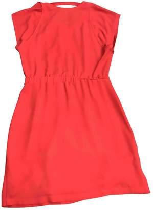 IRO Red Polyester Dresses