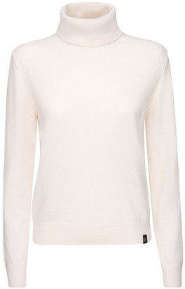 Belstaff Wool & Cashmere Knit Turtleneck Sweater