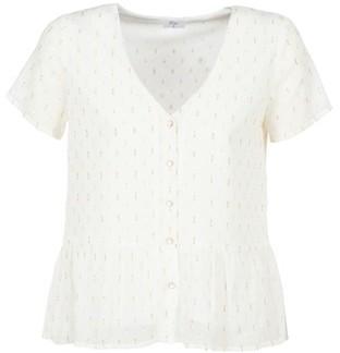 Betty London INNATONA women's Blouse in White