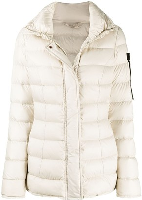 Peuterey High Neck Quilted Jacket