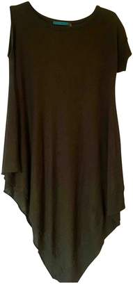 Alice + Olivia Green Cotton Top for Women