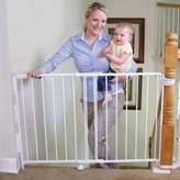 Regalo 2-in-1 Top of Stairs Gate