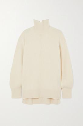 Joseph Wool Turtleneck Sweater - Ivory