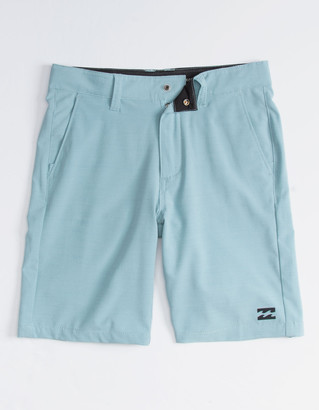 Billabong Crossfire Slub Little Boys Shorts (4-7)