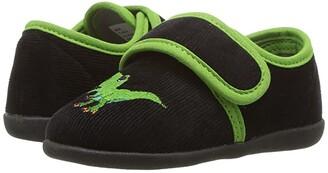 Foamtreads T-Rex (Toddler/Little Kid) (Black) Boy's Shoes