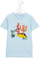 Kenzo cactus print T-shirt - kids - Cotton - 2 yrs