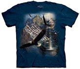 The Mountain Reflections Of Freedom T-Shirt