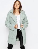 Noisy May Teddy Coat