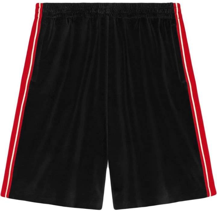 Gucci Chenille bermuda shorts