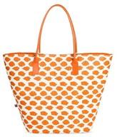 dei Women's Dot Print Tote Handbag