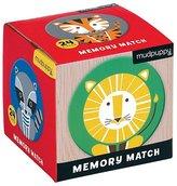 Mudpuppy Animal Mini Memory Game