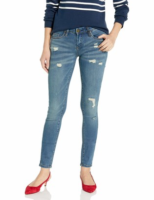 Blank NYC Women's Skinny Classique Distressed Jean