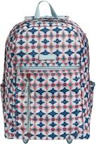 Vera Bradley Lighten Up Large Rolling Backpack