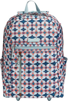 Vera Bradley Lighten Up Large Rolling Backpack