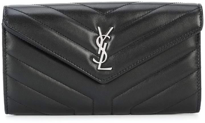 Saint Laurent LouLou wallet