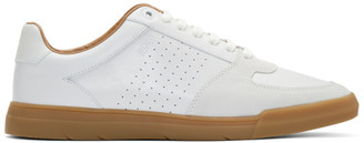 BOSS White Cosmo Tennis Sneakers