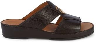 Bally Hakman Leather Slides