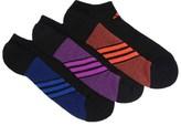 adidas Women's 3 Pack Superlite No Show Socks