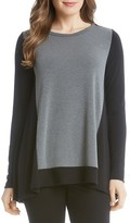 Karen Kane Color Block Sweater