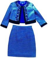 Giambattista Valli Blue Jacket for Women