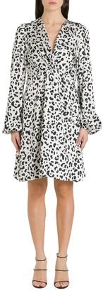 Pinko Animalier Dress