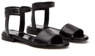 Aquatalia Tatianna Leather Sandal
