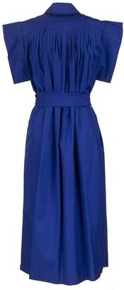Max Mara Lazzaro Dress Cornflower Blue