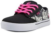 Etnies Jameson2 Eco Youth Round Toe Canvas Black Skate Shoe.