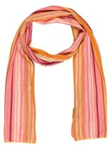 Missoni Multicolor Stripe Scarf