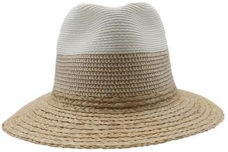 Morgan & Taylor Two Tone Fedora Summer Hats