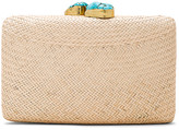 Kayu Jen Clutch in Neutral.