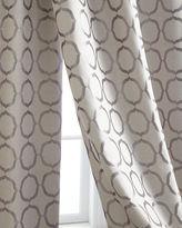 "SOFTLINE HOME FASHIONS 55""W x 108""L Lansing Curtain"