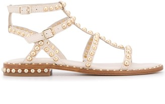Ash Precious rounded studded sandals