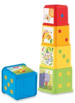 Fisher-Price Stack & Explore Blocks