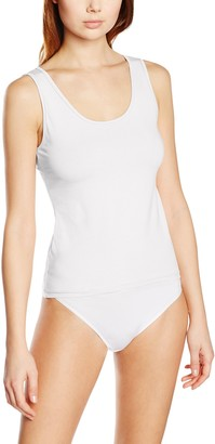 Even 684/Pack 3 Women's Undershirt - Black - XL