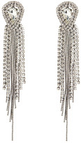 Cara Accessories Fringe Drop Earrings