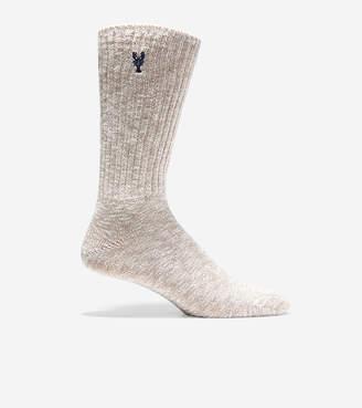 Cole Haan Cotton Classic Crew Socks