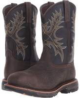 Ariat Workhog Wide Square Toe H2O CT Men's Work Pull-on Boots