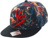 Marvel Character Good vs. Evil Snapback Baseball Cap