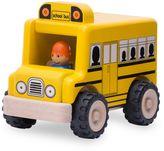 Wonderworld Miniworld Mini School Bus