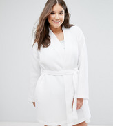 Asos Textured Cotton Robe