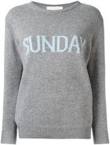 Alberta Ferretti Sunday jumper - women - Cashmere/Virgin Wool - 40