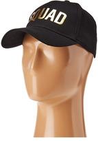 Betsey Johnson Blue By Squad Baseball Hat Baseball Caps