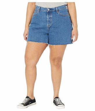 Levi's Women's Plus-Size 501 Original Shorts